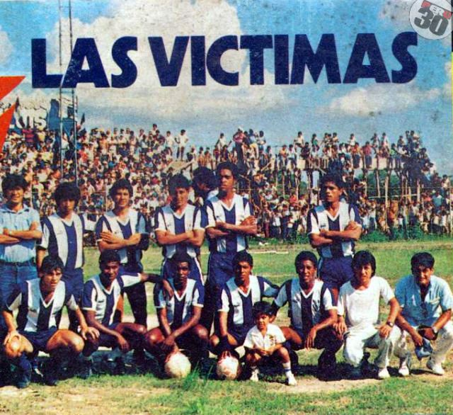 1987 Alianza Lima plane crash Soccer Stories The other six soccer tragedies