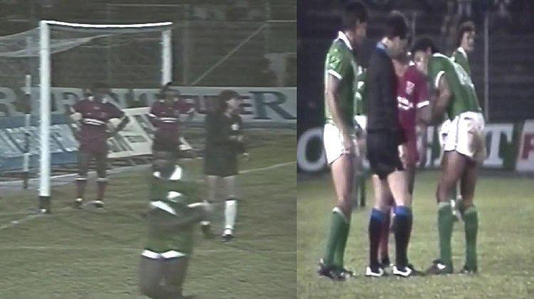 1987 Copa Libertadores DEPORTIVO CALI 0X0 AMERICA JUNIO 17 DE 1987 COPA LIBERTADORES YouTube