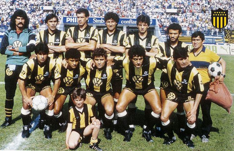 1987 Copa Libertadores Copa Libertadores 1987 Pearol is again on top of the continent