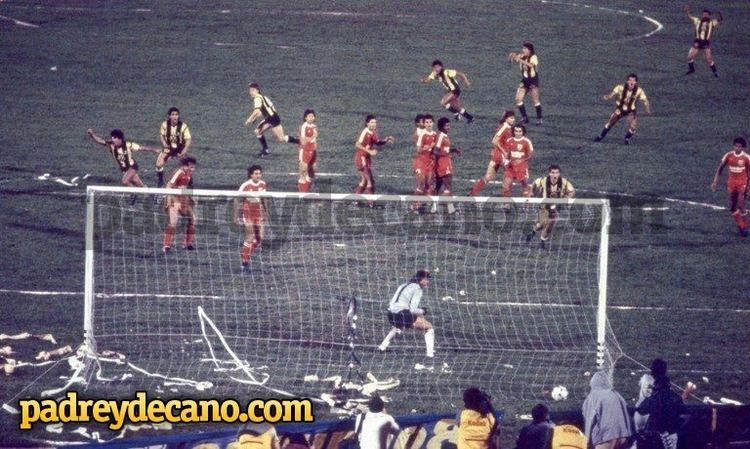 1987 Copa Libertadores Copa Libertadores 1987 Padre y Decano Club Atltico Pearol