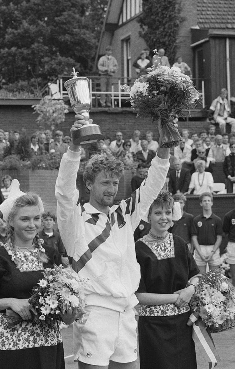 1987 Dutch Open (tennis)