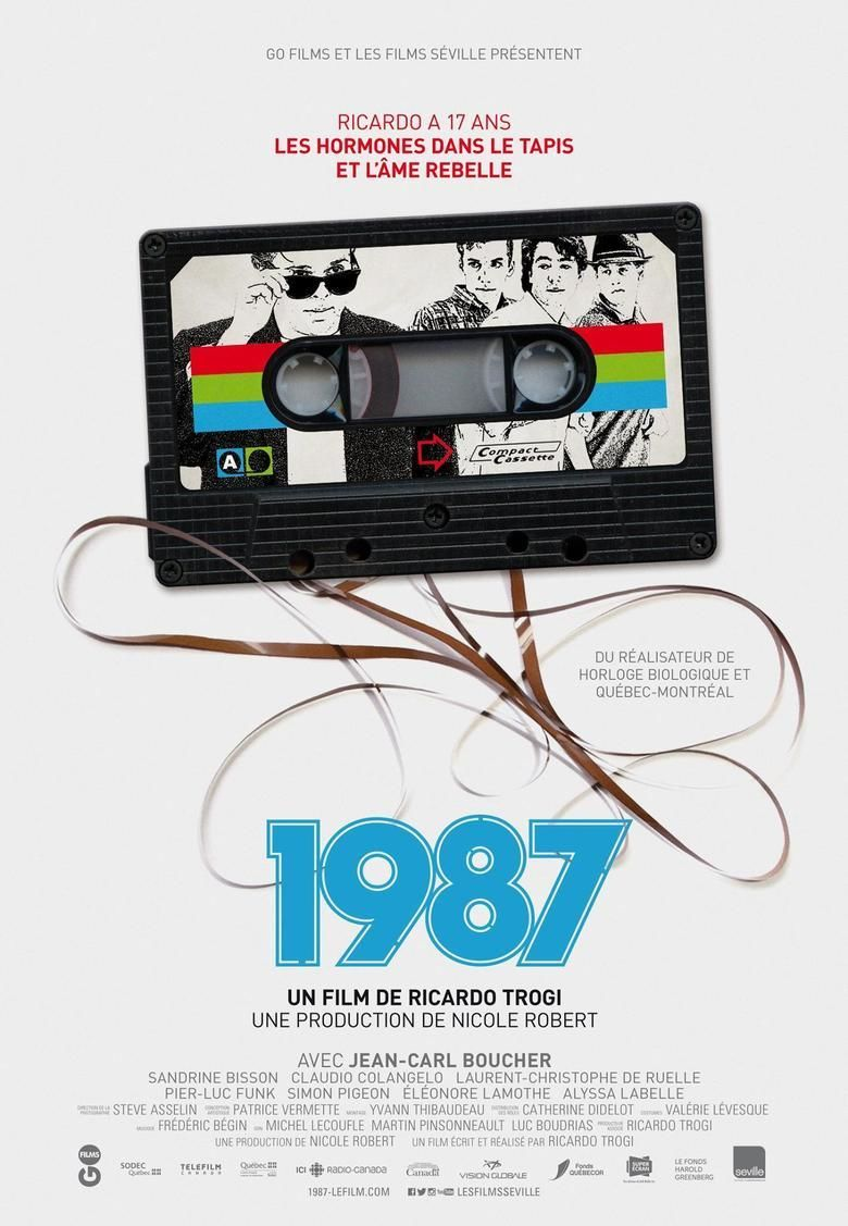 1987 (film) movie poster