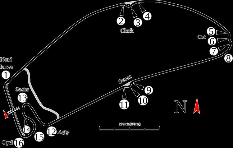 1987 German motorcycle Grand Prix
