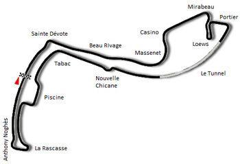 1987 Monaco Grand Prix