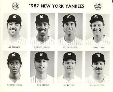 1987 New York Yankees season wwwbestsportsphotoscomscimagesproductst5110