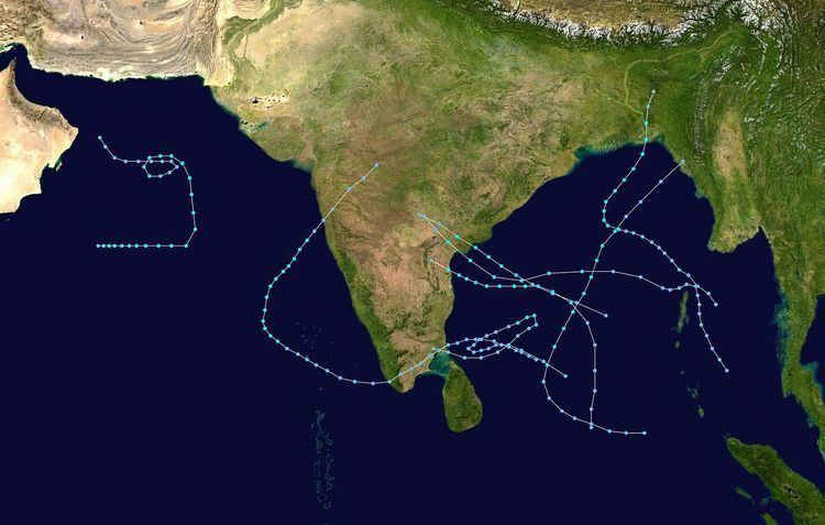 1987 North Indian Ocean cyclone season