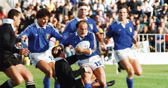 1987 Rugby World Cup Rugby World Cup 2011 Italy39s story Rugby World