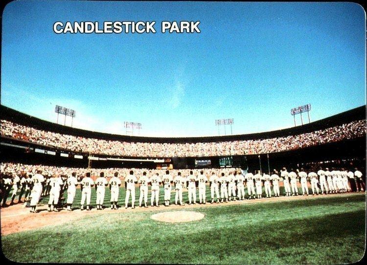 1987 San Francisco Giants season