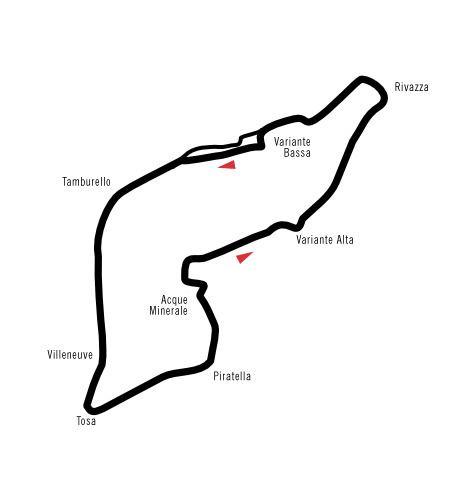 1987 San Marino Grand Prix