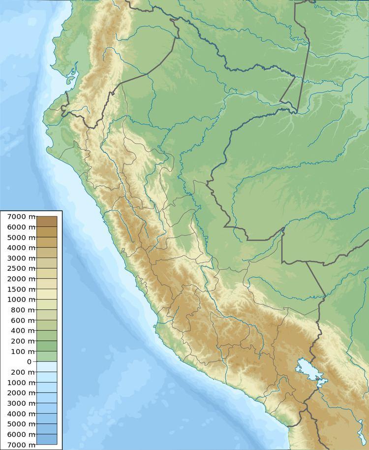 1987 Santiago de Chuco earthquake