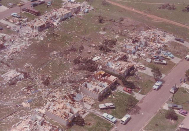 1987 Saragosa, Texas, tornado 25 years ago 1987 Saragosa Tornado STORM2K