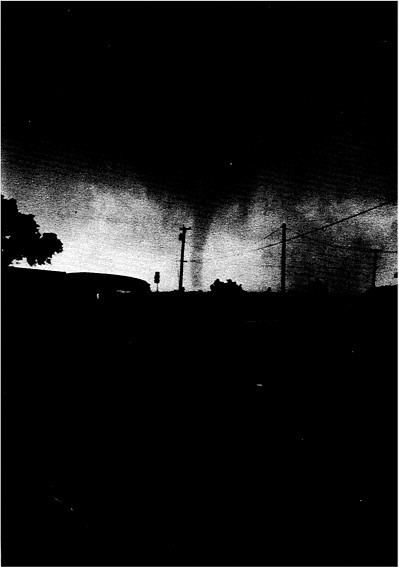 1987 Saragosa, Texas, tornado Photo The Saragosa Texas Tornado Saragosa Texas Tornado May