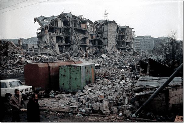 1988 Armenian earthquake Armenia Earthquake of 1988 Milwaukee Armenian Community