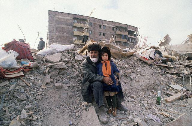 1988 Armenian earthquake Remembering the 1988 Armenian Earthquake Nancy Kricorian