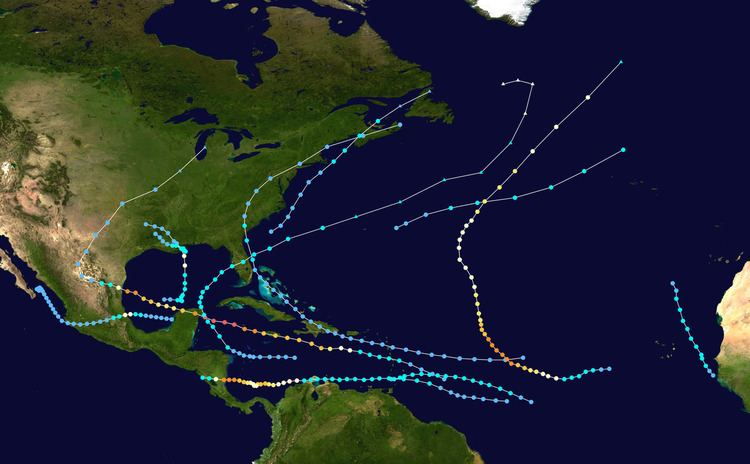 1988 Atlantic hurricane season