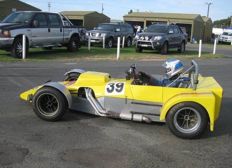 1988 Australian Sports Car Championship