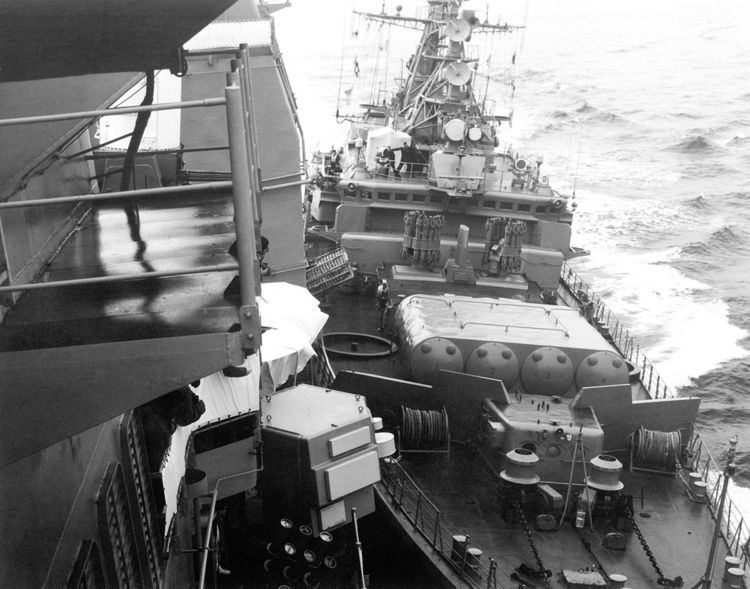 1988 Black Sea bumping incident