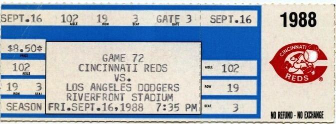 1988 Cincinnati Reds season
