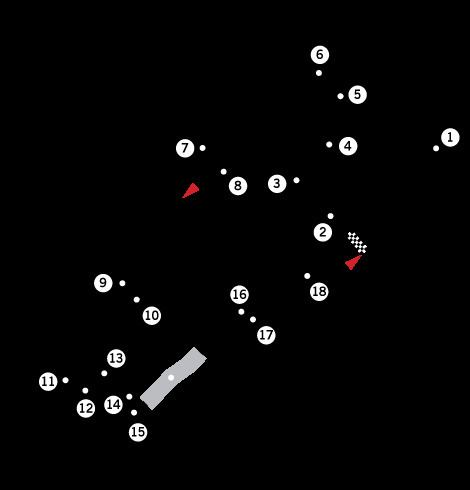 1988 Detroit Grand Prix