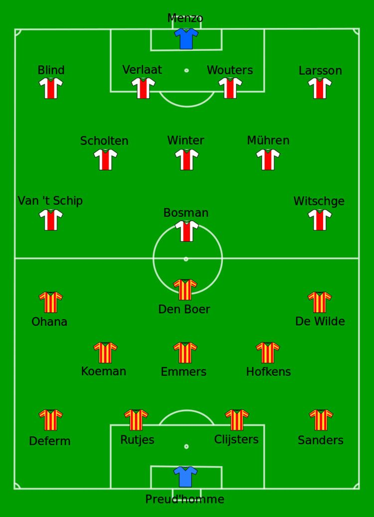 1988 European Cup Winners' Cup Final