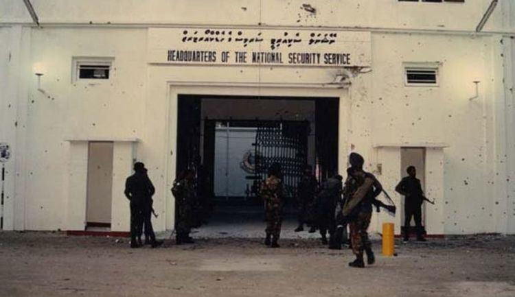 1988 Maldives coup d'état vnews 1988 Maldives Coup D39tat The November 3rd Massacre
