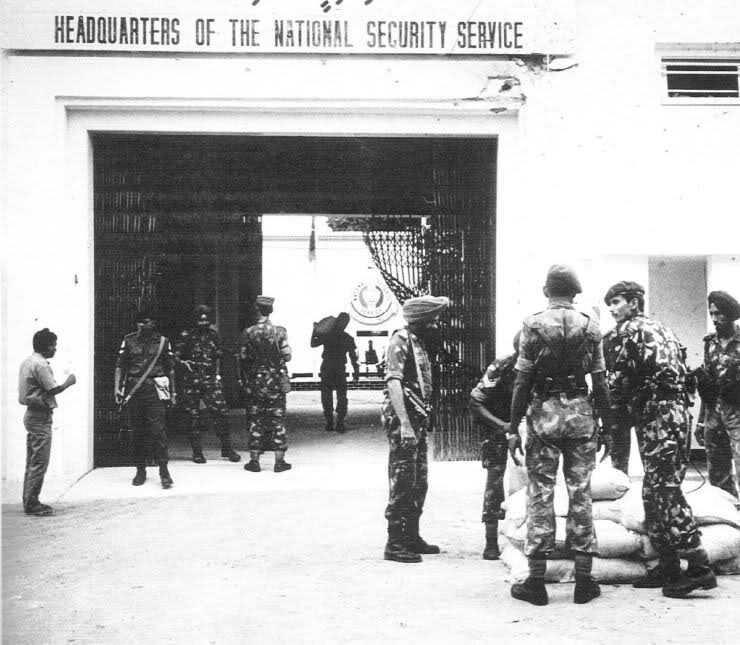 1988 Maldives coup d'état Operation Cactus An example of Indian Military expertness Indian