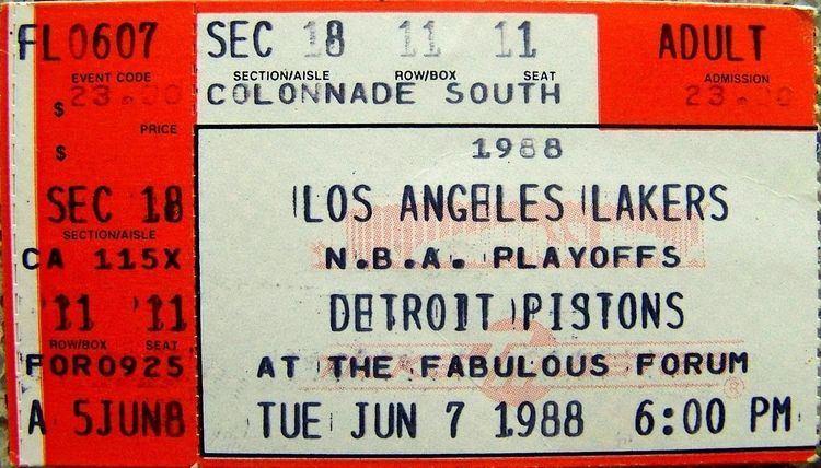 1988 NBA Playoffs