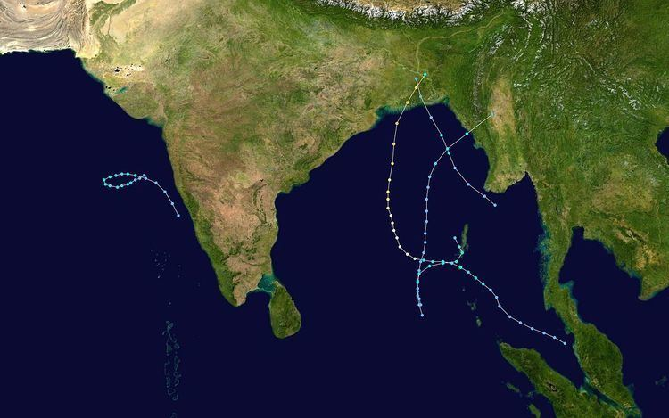 1988 North Indian Ocean cyclone season