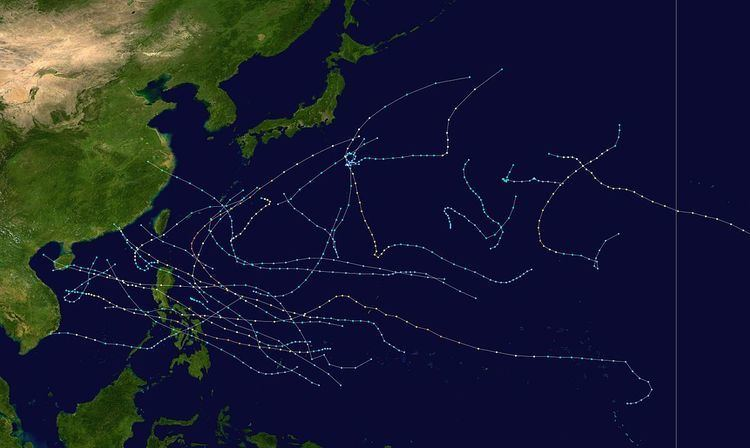 1988 Pacific typhoon season