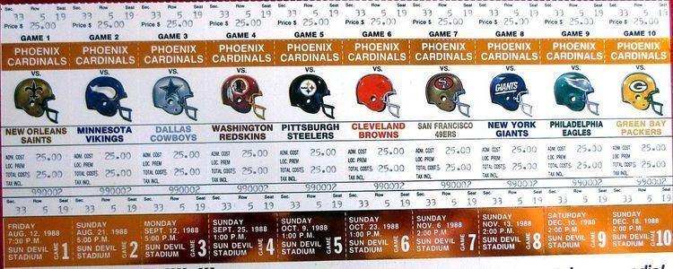 1988 Phoenix Cardinals season