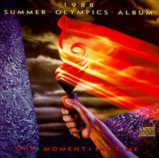1988 Summer Olympics Album: One Moment in Time httpsuploadwikimediaorgwikipediaen55b198