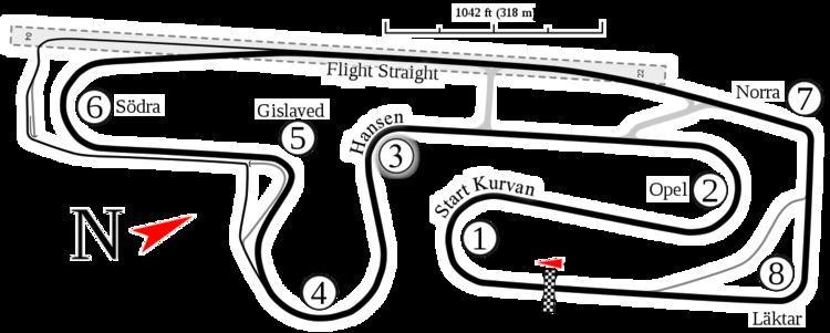 1988 Swedish motorcycle Grand Prix