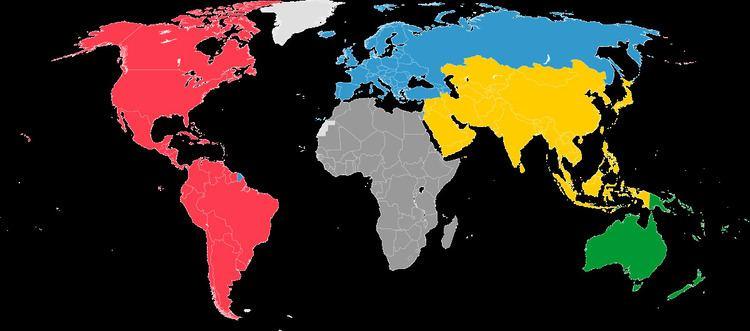 1988 Tournament of the Americas
