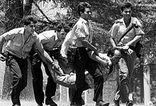 1989 attack on La Tablada barracks httpsuploadwikimediaorgwikipediacommonsthu