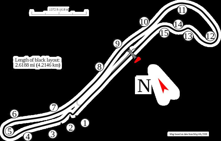 1989 Austrian motorcycle Grand Prix
