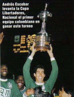1989 Copa Libertadores EL BICENTENARIO DE COLOMBIA LA COPA LEBERTADORES 1989