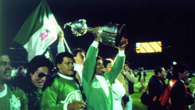 1989 Copa Libertadores Atletico Nacional Copa Libertadores 1989 Goalcom