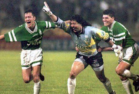 1989 Copa Libertadores El futbolista colombiano ms valioso en la historia de la Copa