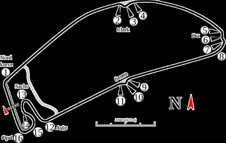 1989 German motorcycle Grand Prix