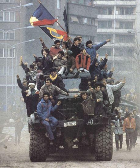 1989 in Romania
