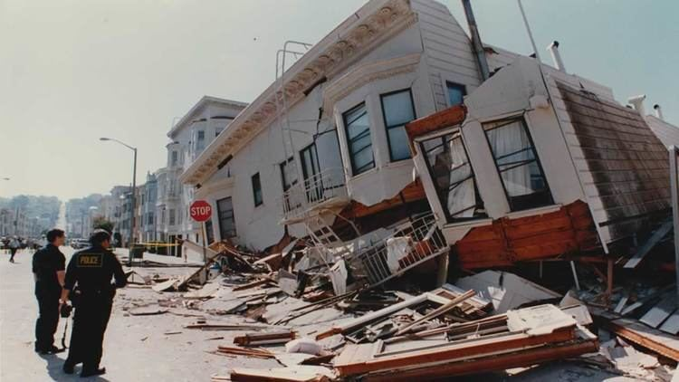 1989 Loma Prieta earthquake ABC7 Presents 3915 Seconds 25 Years Later The Loma Prieta