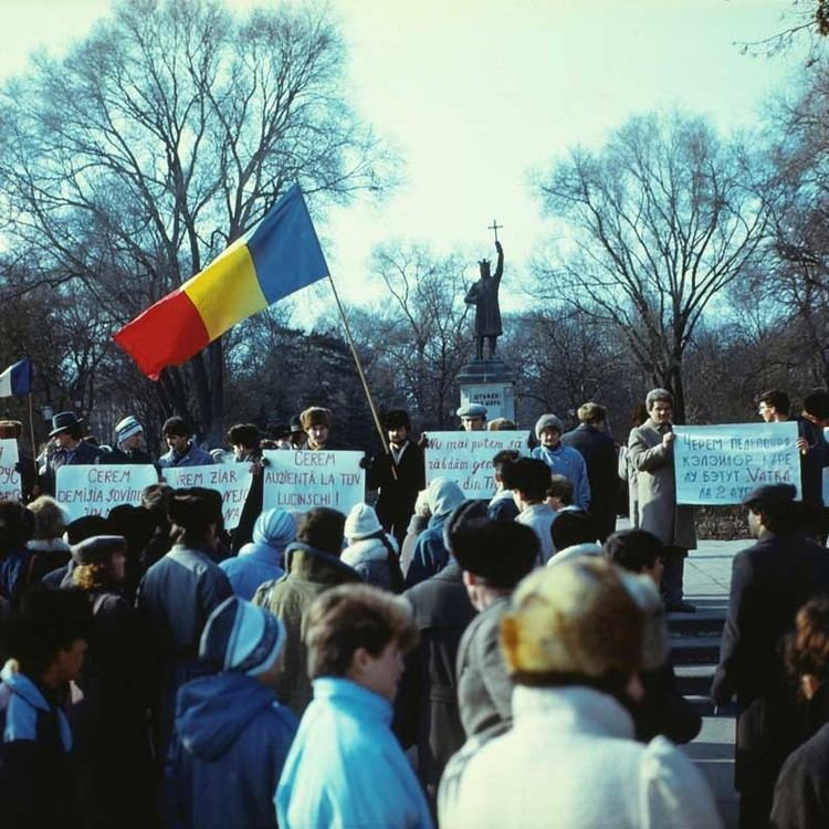 1989 Moldova civil unrest