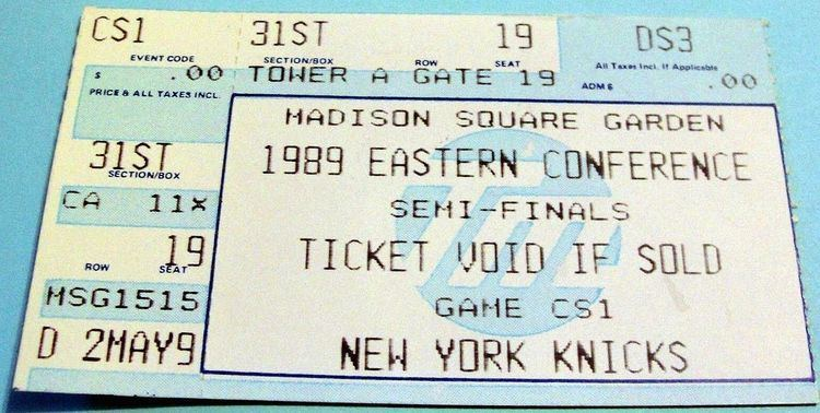 1989 NBA Playoffs