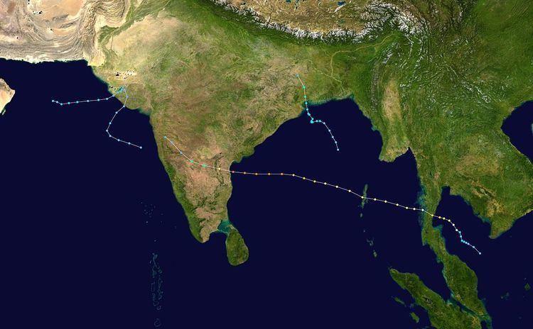 1989 North Indian Ocean cyclone season