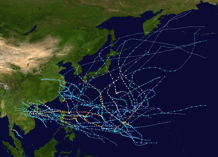 1989 Pacific typhoon season