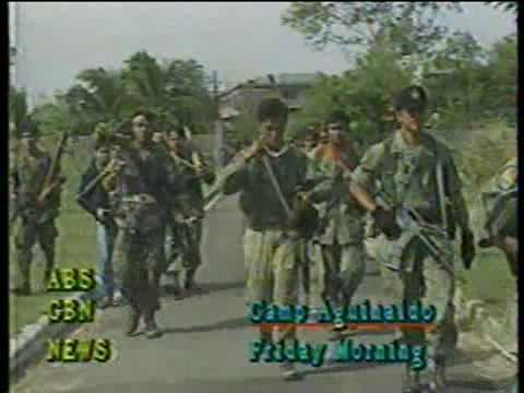 1989 Philippine coup attempt News coverage of the 1989 coup attempt 6 YouTube