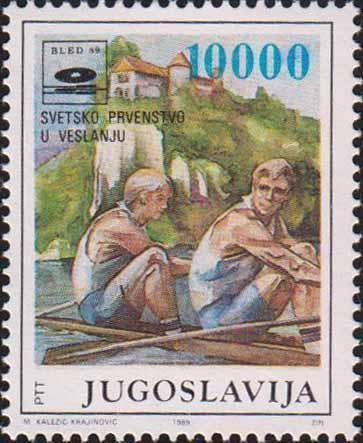 1989 World Rowing Championships