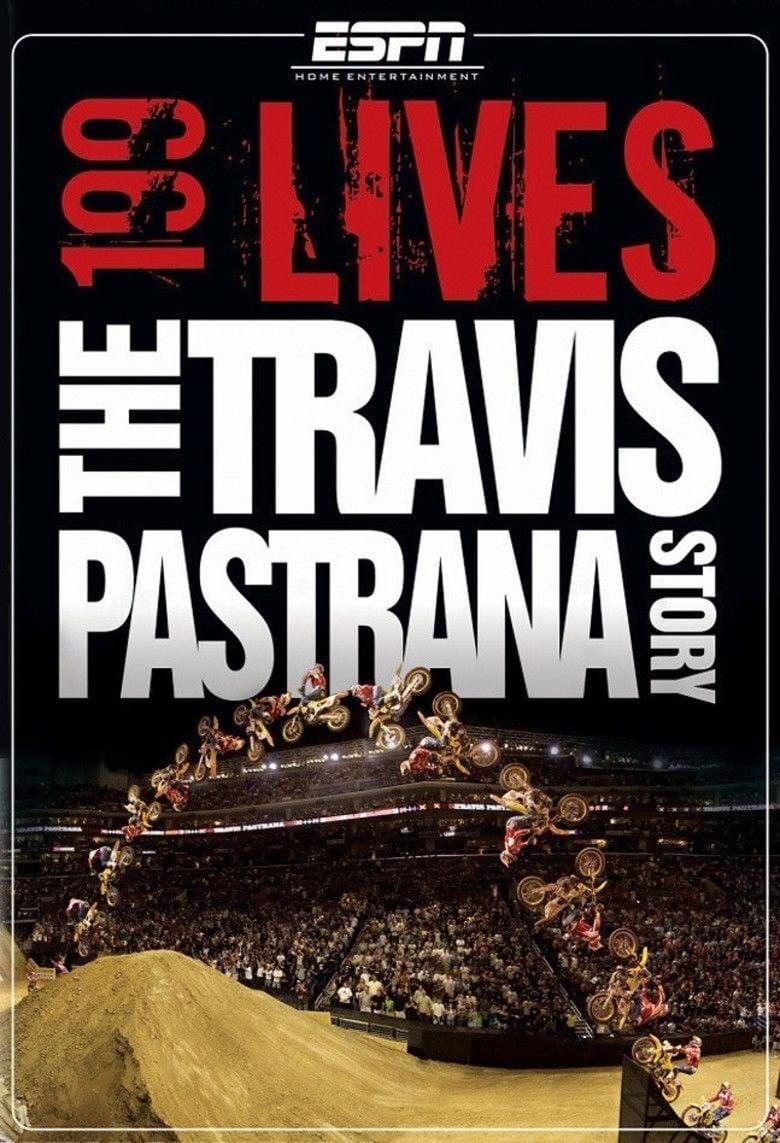 199 Lives: The Travis Pastrana Story movie poster