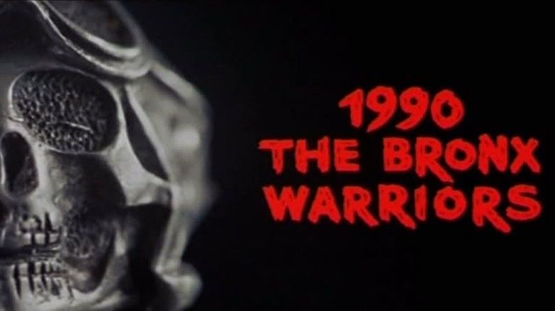1990: The Bronx Warriors movie scenes