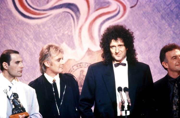 1990 Brit Awards Brit Awards 1990 Queen Photos